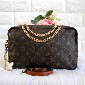 💖Louis Vuitton Trousse28 Crossbody 881NO
